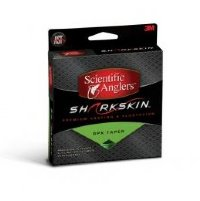 S/A Sharkskin GPX Fly Line - Optic Green - Closeout
