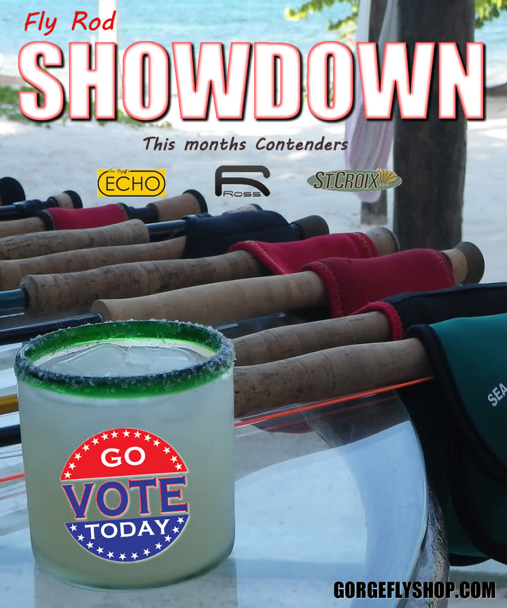 Fly Rod Showdown 2013