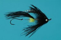 Howells Signature Intruder - Black & Chartruese