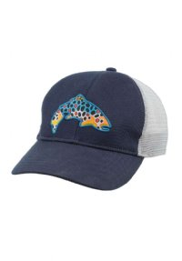 Simms Artist Series Trucker Cap - Nightfall