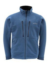 Simms ADL Fleece Jacket - Navy