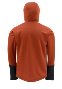 Simms Axis Hoody - Simms Orange - Closeout - Size XXL