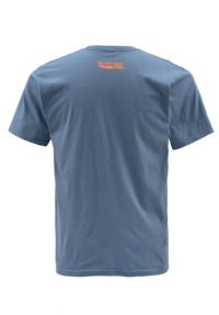Simms DeYoung Dropper T-Shirt - River