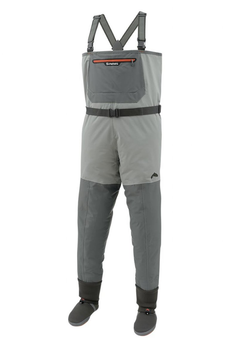 Simms freestone waders for Fly fishing waders
