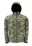 Simms Windstopper Softshell Hoody - Catch Camo Agave