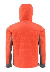 Simms Kinetic Jacket - Fury Orange
