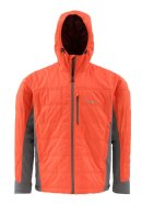 Simms Kinetic Jacket - Fury Orange - Closeout