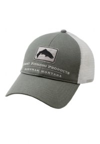 Simms Trout Trucker Cap - Olive