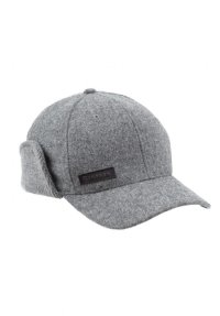 Simms Wool Scotch Cap - Charcoal