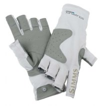 Simms Solarflex Guide Glove - Color Grey