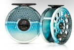 Show product details for Abel Switch Reel w/Chrome Steelhead Finish - FREE LINE