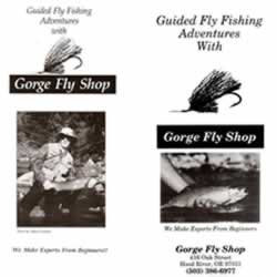 Travis Duddles | Gorge Fly Fishing Adventure