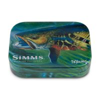 Simms Wheatley Fly Box - Brook Trout