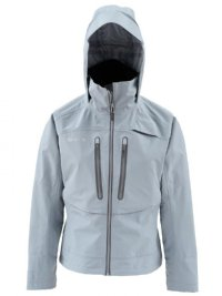 Simms Women's Guide Jacket - Color Storm Cloud
